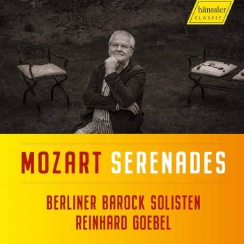 Cover Mozart: Serenades