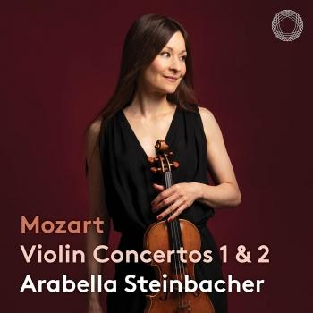 Cover Mozart: Works for Violin & Orchestra