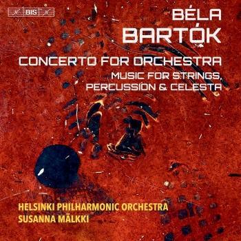 Cover Bartók: Orchestral Works