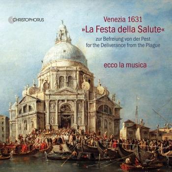 Cover Venezia 1631 - La Festa della Salute