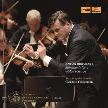 Cover Bruckner: Symphony No. 1 in C Minor, WAB 101 (Live)