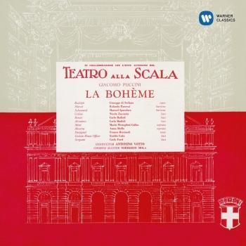 Cover Puccini: La bohème (1956 - Votto) - Callas Remastered