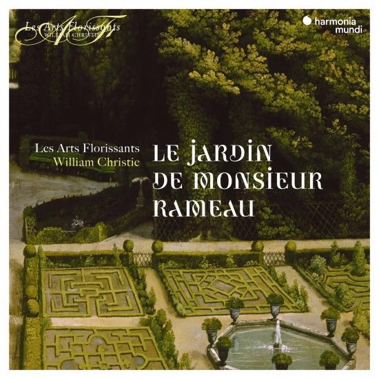 Cover Le Jardin de Monsieur Rameau