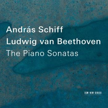 Cover Ludwig van Beethoven - The Piano Sonatas