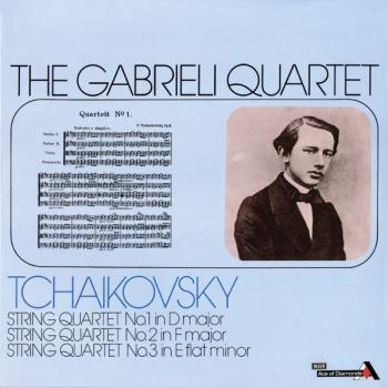 Cover Tchaikovsky: Complete String Quartets (Remastered)