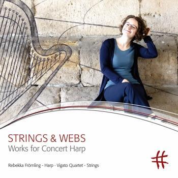 Cover Strings & Webs: Works for Concert Harp