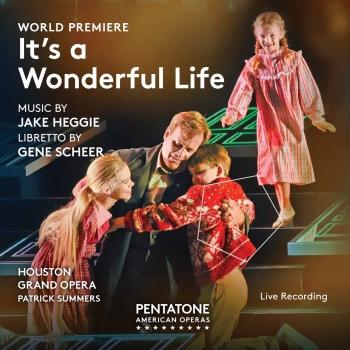 Cover Jake Heggie: It's a Wonderful Life (Live)