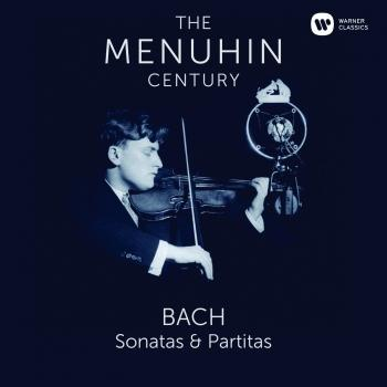 Cover Bach: Complete Sonatas & Partitas for Violin Solo
