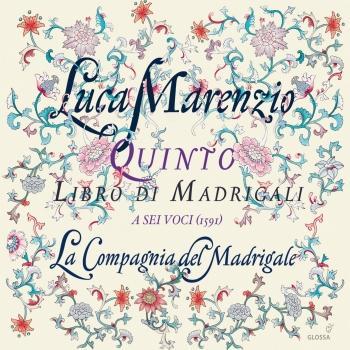 Cover Marenzio: Quinto libro di madrigali a sei voci
