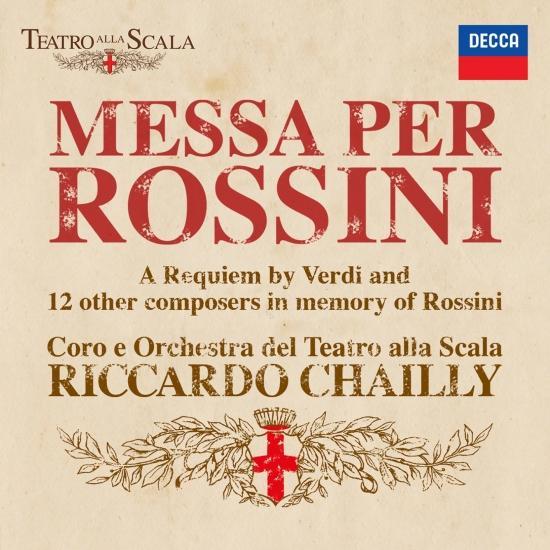 Cover Messa per Rossini