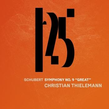 Cover Schubert: Symphony No. 9, 'Great' (Live)