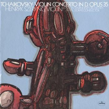 Cover Tchaikovsky: Violin Concerto (Remastered)
