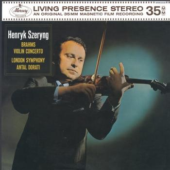 Cover Brahms: Violin Concerto (Remastered)
