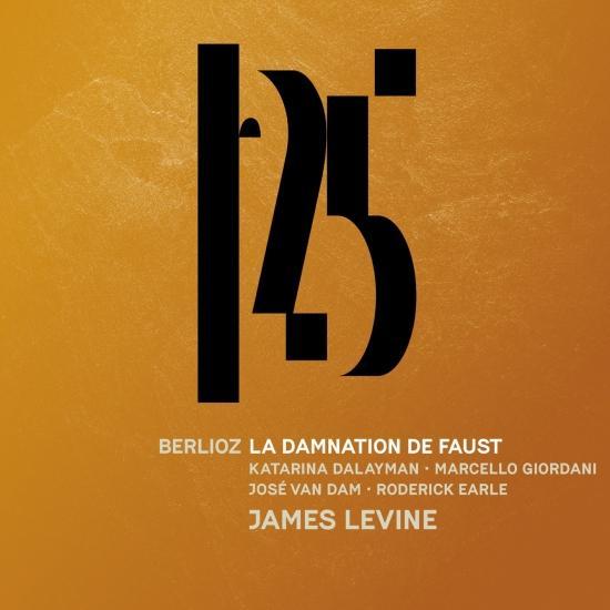 Cover Berlioz: La Damnation de Faust (Live)