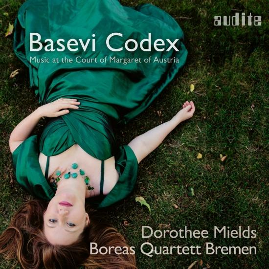 Cover Basevi Codex - Music at the Court of Margaret of Austria