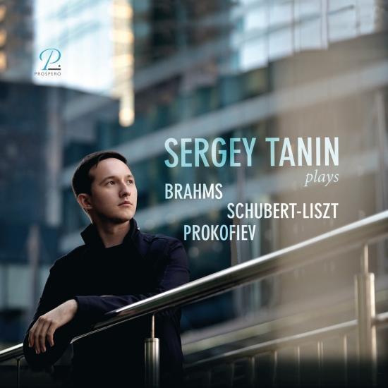 Cover Piano Recital: Brahms, Liszt-Schubert, Prokofiev