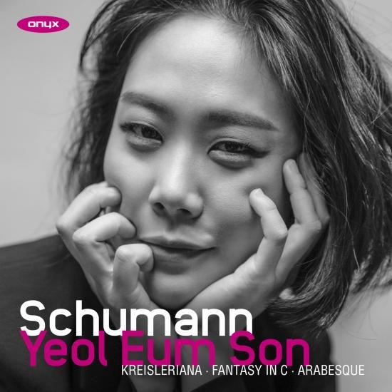 Cover Schumann: Kreisleriana, Fantasy in C & Arabesque