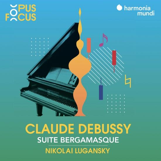 Cover Debussy: Suite bergamasque