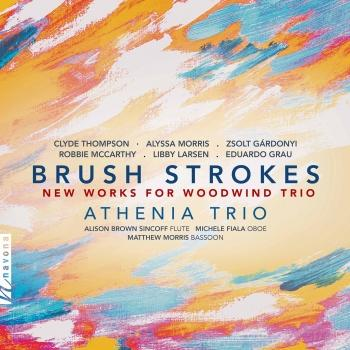 Cover Brush Strokes: New Works for Woodwind Trio