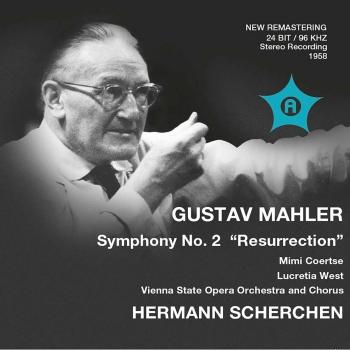 Cover Mahler: Symphony No. 2 in C Minor 'Resurrection' (Remastered)