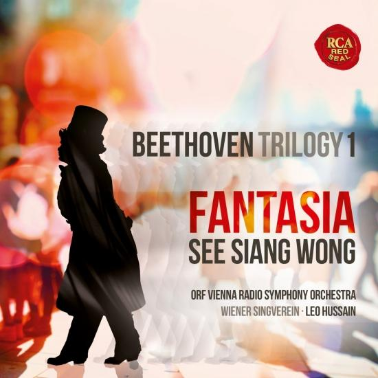 Cover Beethoven Trilogy 1: Fantasia