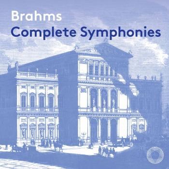 Cover Brahms: Complete Symphonies