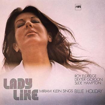 Cover Ladylike