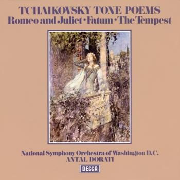 Cover Tchaikovsky: Tone Poems (Remastered)