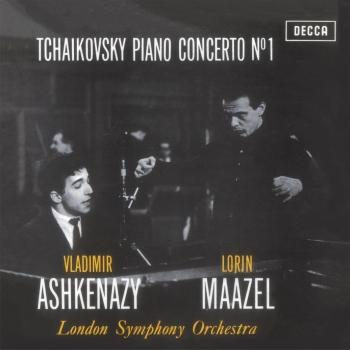 Cover Tchaikovsky: Piano Concerto No. 1 in B-Flat Minor, Op. 23 (Remastered)