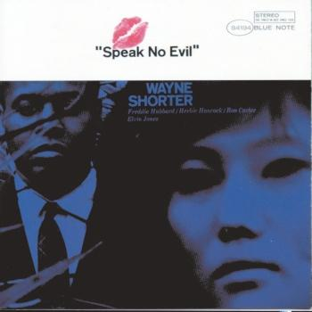 Cover Speak No Evil (Remastered)
