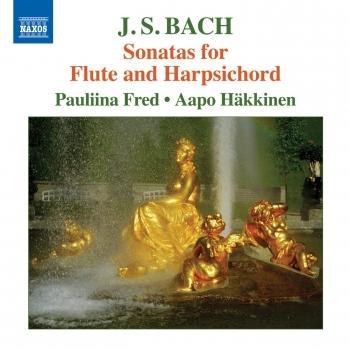 Cover Bach: Sonatas for Flute & Harpsichord