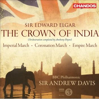 Cover Edward Elgar: Crown Of India