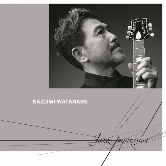Cover Jazz Impression (Kazumi Watanabe 45th Anniversary Reissue Series)