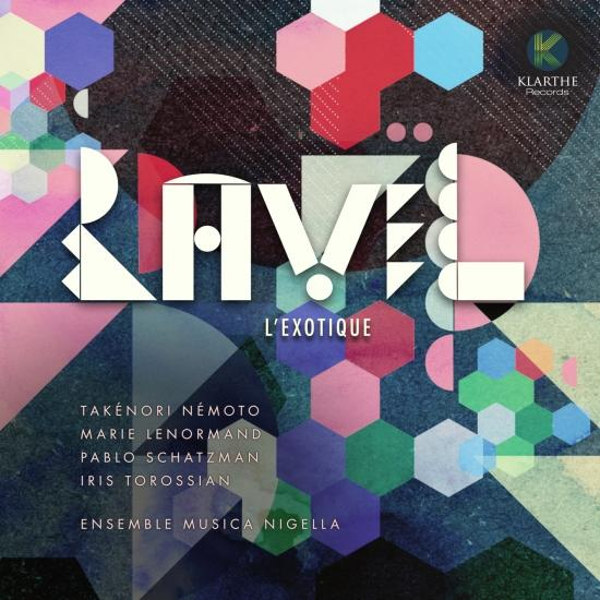 Cover Ravel l'exotique