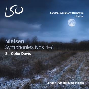Cover Nielsen: Symphonies Nos 1-6