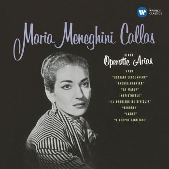 Cover Lyric and coloratura arias (1954) - Callas Remastered