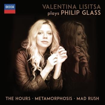 Cover Valentina Lisitsa Plays Philip Glass