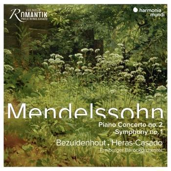 Cover Mendelssohn: Piano Concerto No. 2 & Symphony No. 1