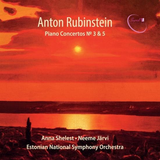 Cover Rubinstein: Piano Concertos Nos. 3 & 5