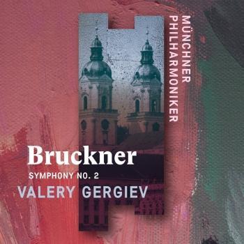Cover Bruckner: Symphony No. 2 (Live)