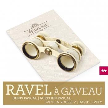 Cover Ravel à Gaveau
