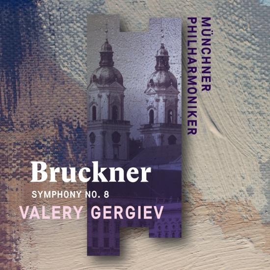 Cover Bruckner: Symphony No. 8 (Live)