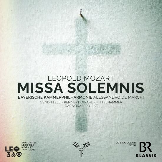 Cover Leopold Mozart: Missa Solemnis
