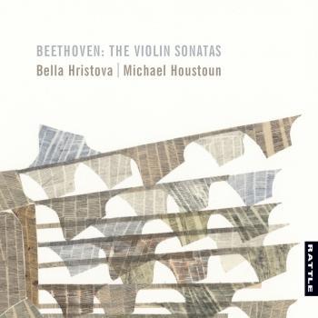 Cover Beethoven: The Violin Sonatas