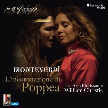 Cover Monteverdi: L'incoronazione di Poppea