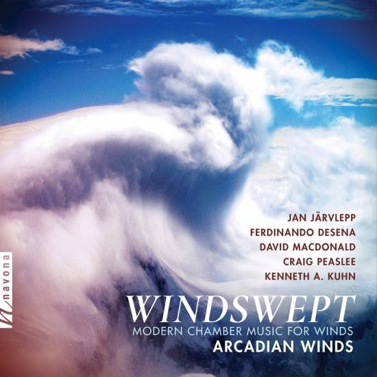 Cover Windswept: Modern Chamber Music for Winds