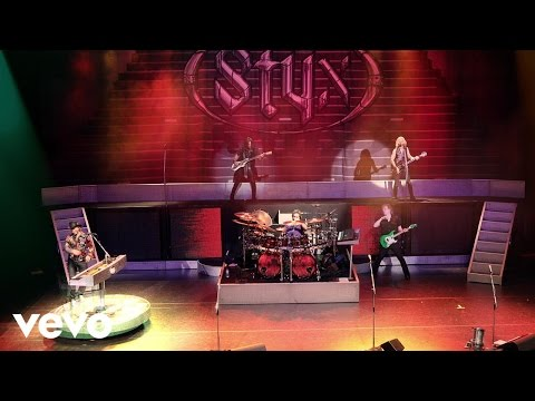 Video Styx - Gone Gone Gone