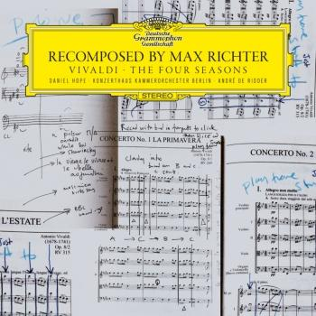 Cover Recomposed by Max Richter: Vivaldi, The Four Seasons