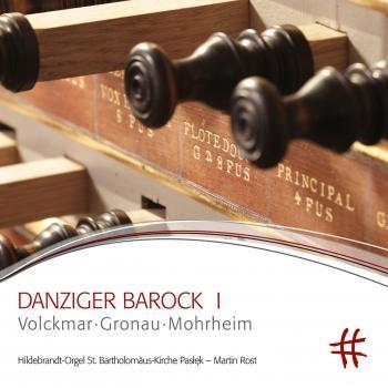 Cover Danziger Barock I