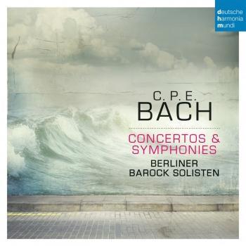 Cover C. P. E. Bach: Concertos & Symphonies